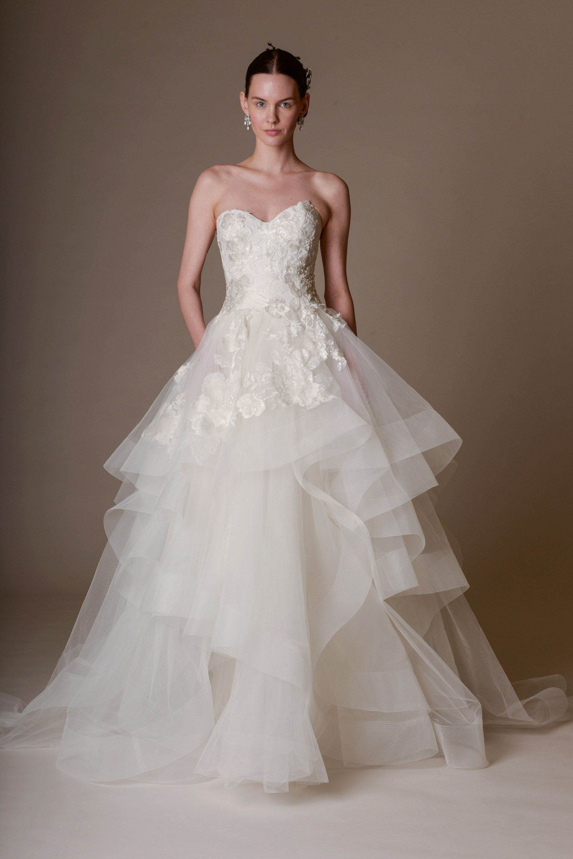 Spring 2016 Designer Wedding Dresses - Couture Wedding Dress Designers