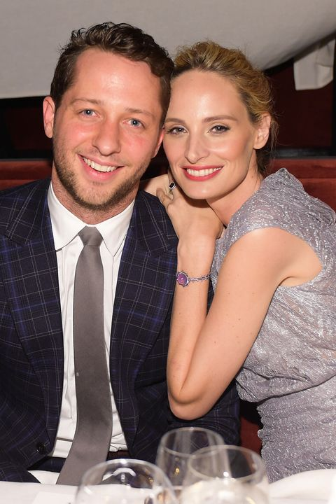 NEW YORK, NY - OCTOBER 13:  Writer Derek Blasberg (L) and Vouge Editor Lauren Santo Domingo attend the CHANEL Dinner Celebrating N°5 THE FILM by Baz Luhrmann on October 13, 2014 in New York City.  (Photo by Stefanie Keenan/WireImage)