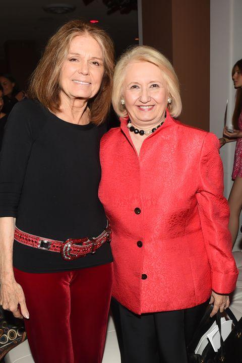 Gloria Steinem, Melanne Verveer