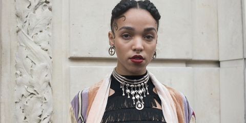 Today in Photos: Is This FKA Twigs' Engagement Ring?