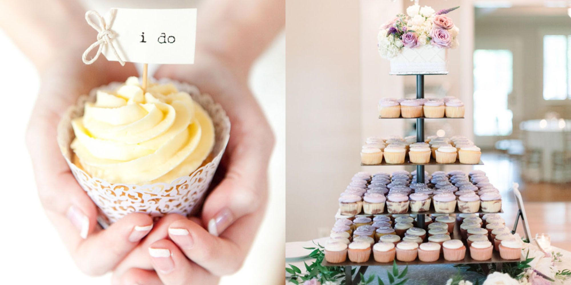 Prettiest Wedding Cupcakes Wedding Cake Alternative Ideas