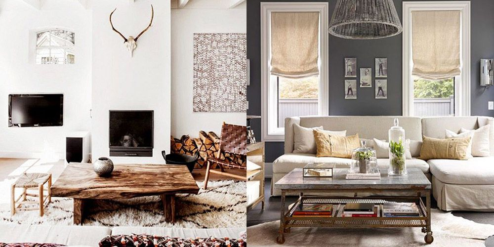 rustic chic home decor and interior design ideas rustic chic decorating inspiration - Rustic Interiors Photos