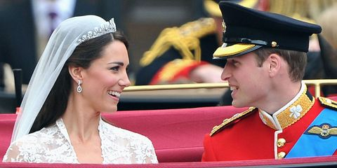The Duke and Duchess of Cambridge's Sweetest Candid Moments