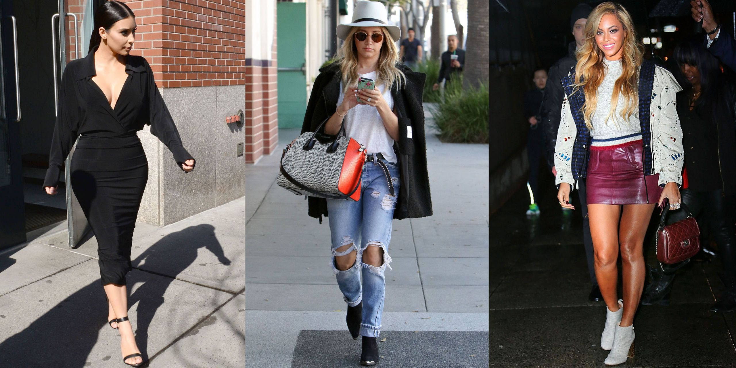 The Top U.S. Celebrity Style Influencers By City