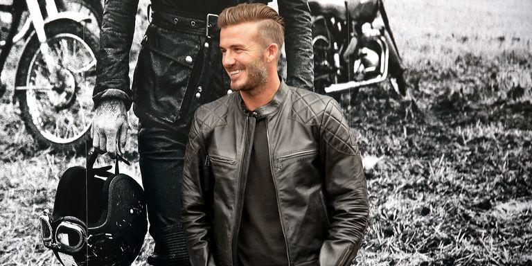 David Beckham's Style Transformation Through The Years