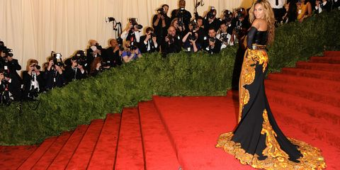 The Most Glamorous Met Gala Trains of All Time