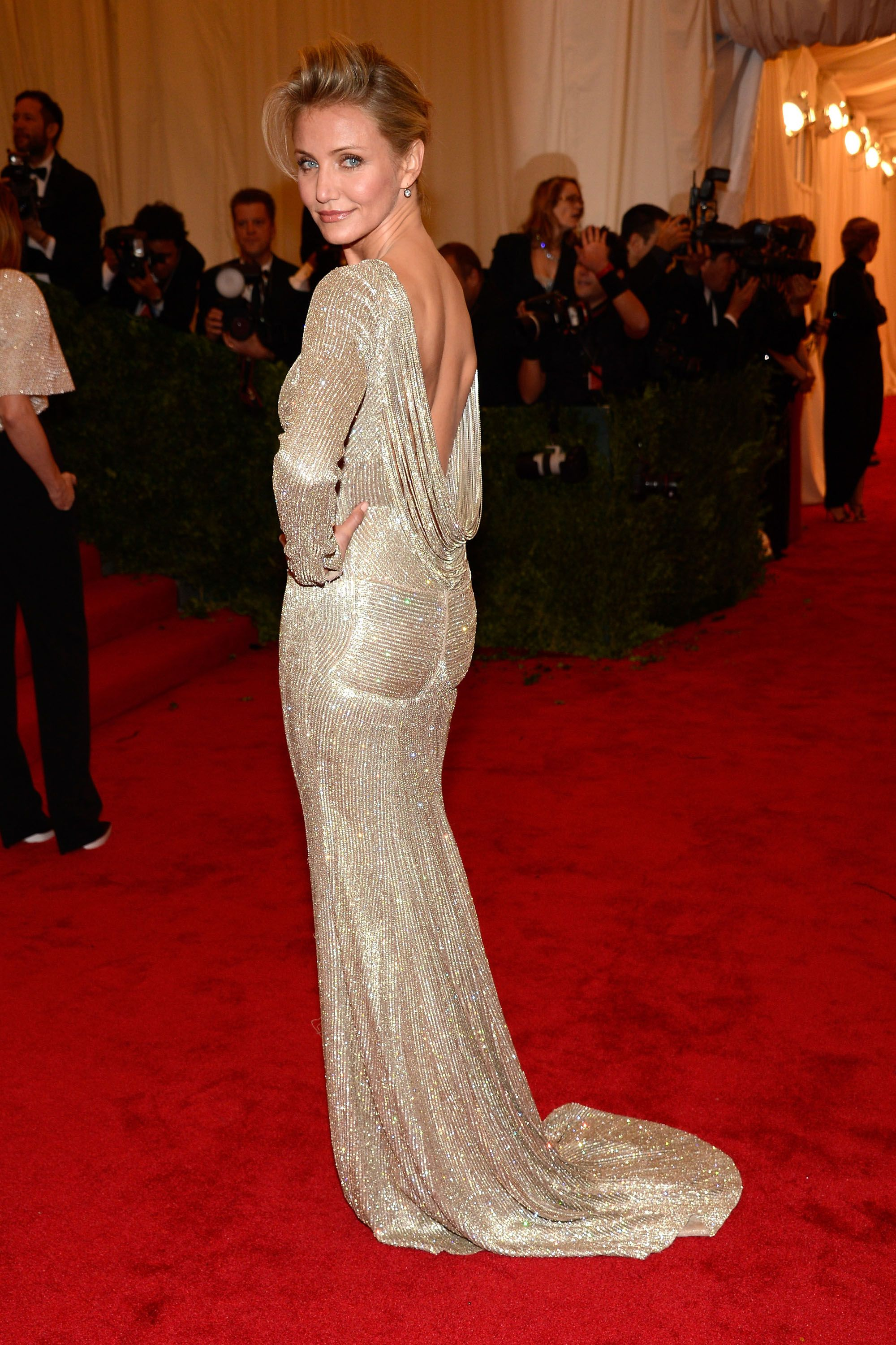 The Most Glamorous Trains At Met Gala Fashion Moments