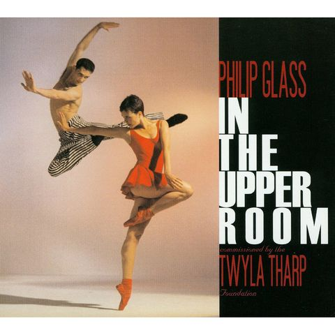 """Sometimes I listen to Philip Glass' score for <a target=""_blank"" href=""http://www.allmusic.com/album/philip-glass-in-the-upper-room-glasspieces-mw0001880918"">In the Upper Room</a> on repeat while I work."""