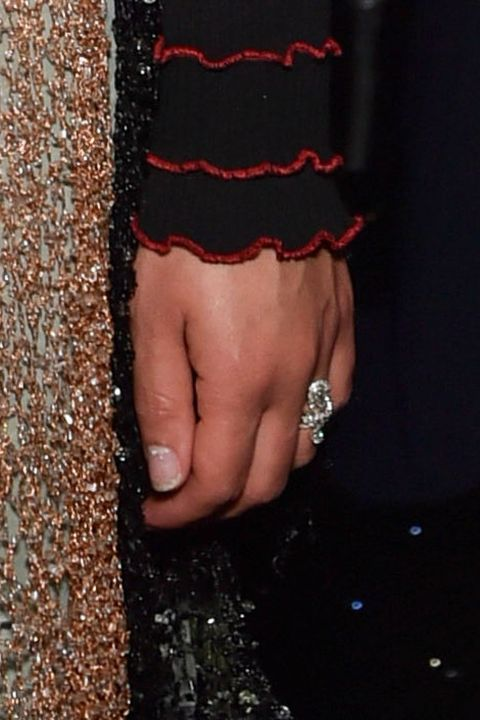 Mandatory Credit: Photo by Nick Harvey/REX Shutterstock (2699598bd)