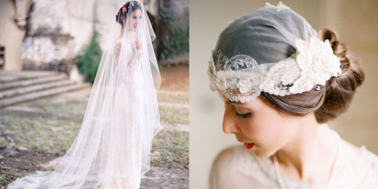 15 Show Stopping Veils