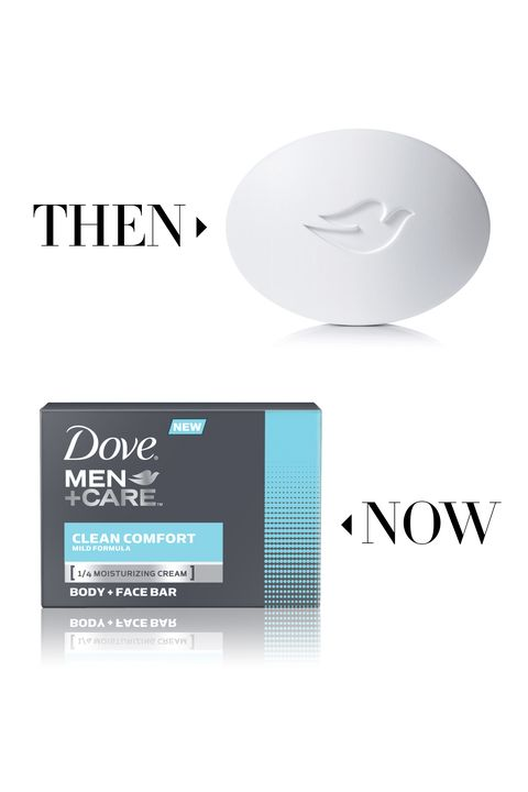"There's absolutely nothing wrong with the original beauty bar. But the more masculine scent—zippy, fresh, not at all musky—is a nice plan B when feminine/floral doesn't fit your mood.   <strong>Dove </strong>White Beauty Bar, $9.39, <a target=""_blank"" href=""http://www.target.com/p/dove-white-beauty-bar-4-oz-8-bar/-/A-11080557#prodSlot=_1_4"">target.com</a>; <strong>Dove</strong> Men + Care Clean Comfort Body &amp; Face Bar, $6.88, <a target=""_blank"" href=""http://www.walmart.com/ip/43609092?wmlspartner=wlpa&amp;adid=22222222227031839929&amp;wl0=&amp;wl1=g&amp;wl2=c&amp;wl3=59241959432&amp;wl4=&amp;wl5=pla&amp;wl6=122254490432&amp;veh=sem"">walmart.com</a>."