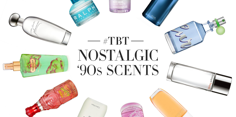 Nostalgic '90s Scents