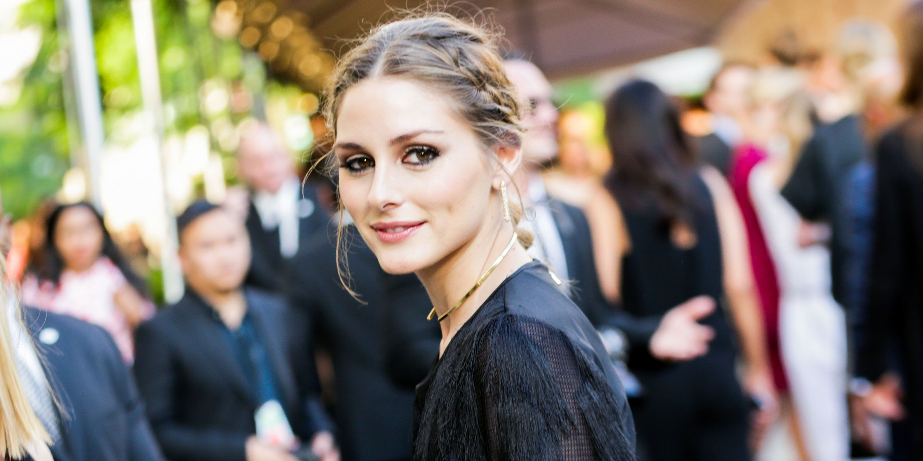 Olivia Palermo On The Science Behind Her Perfect Hair Olivia Palermo Shares Her Beauty Secrets