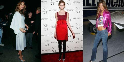 Major Models' First Red Carpet Pictures