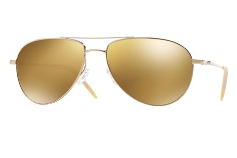 "<strong>Oliver Peoples</strong> sunglasses, $415, <a target=""_blank"" href=""http://shop.harpersbazaar.com/designers/oliver-peoples/benedict-sunglasses/"">shopBAZAAR.com</a><img src=""http://assets.hdmtools.com/images/HBZ/Shop.svg"" class=""icon shop"">."