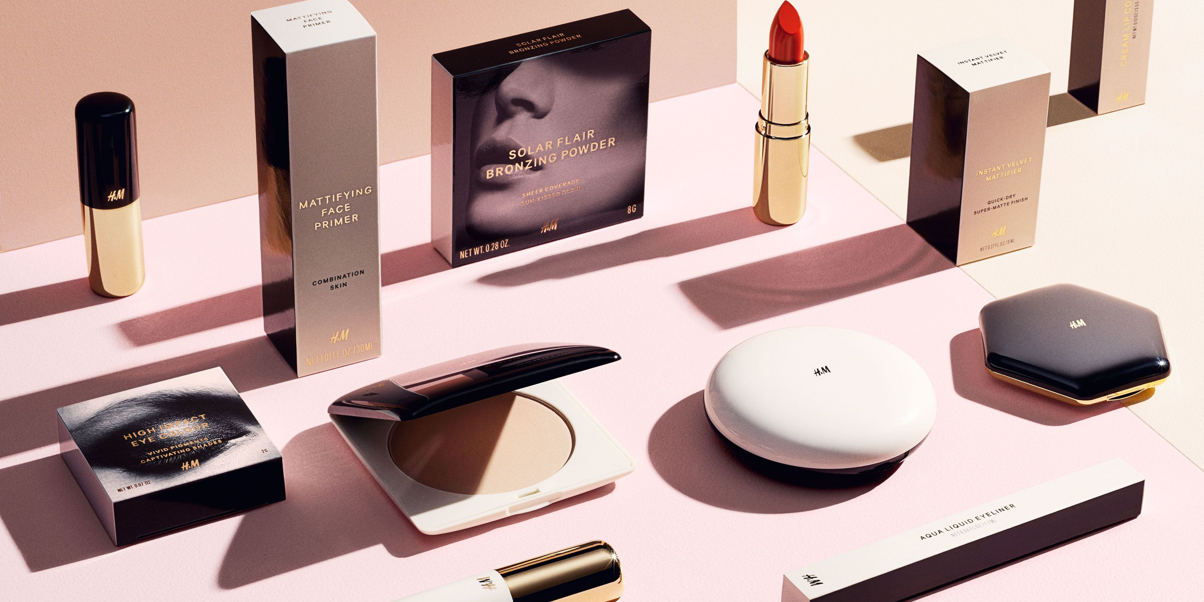 H&M to Launch Full Beauty Collection This Fall