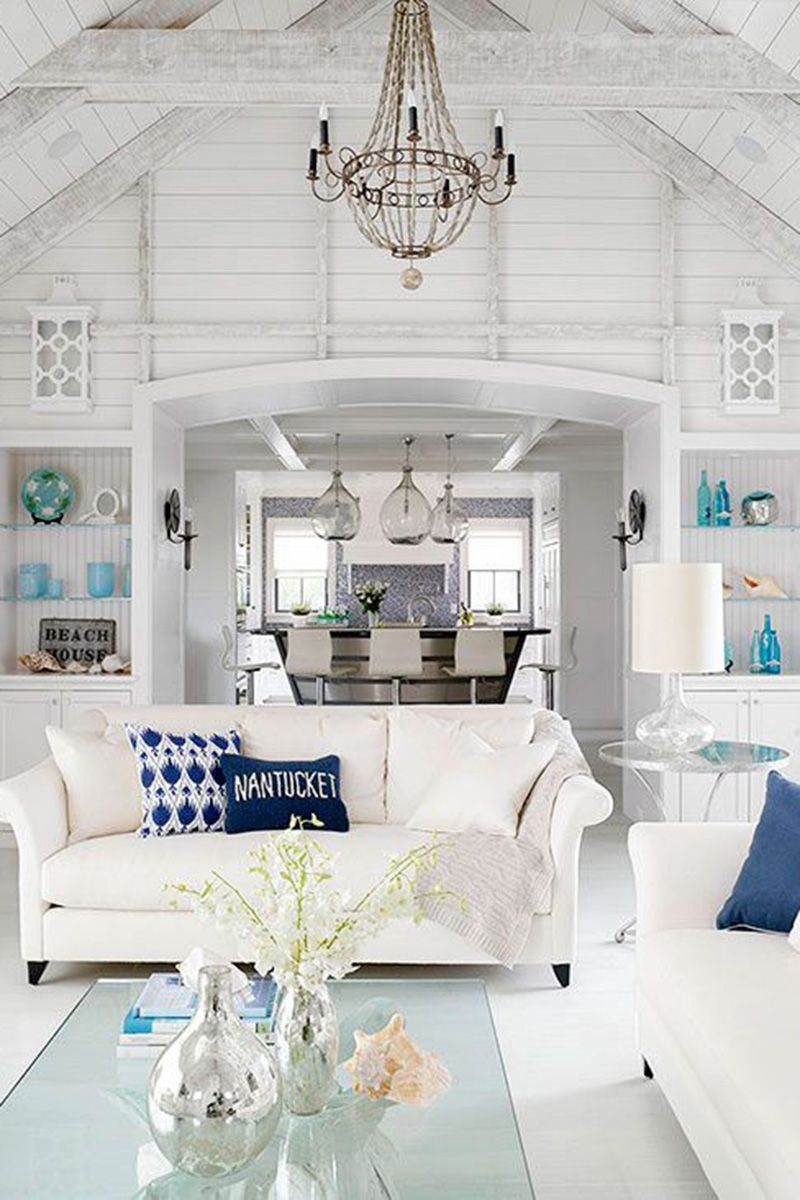 beach house decor ideas interior design ideas for beach home - Coastal Interior Design Ideas
