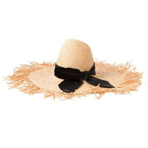 "<strong>Gigi Burris</strong> hat, $355, <a target=""_blank"" href=""http://shop.harpersbazaar.com/designers/gigi-burris/ete-oversized-hat/""><em>shopBAZAAR.com</em></a>"