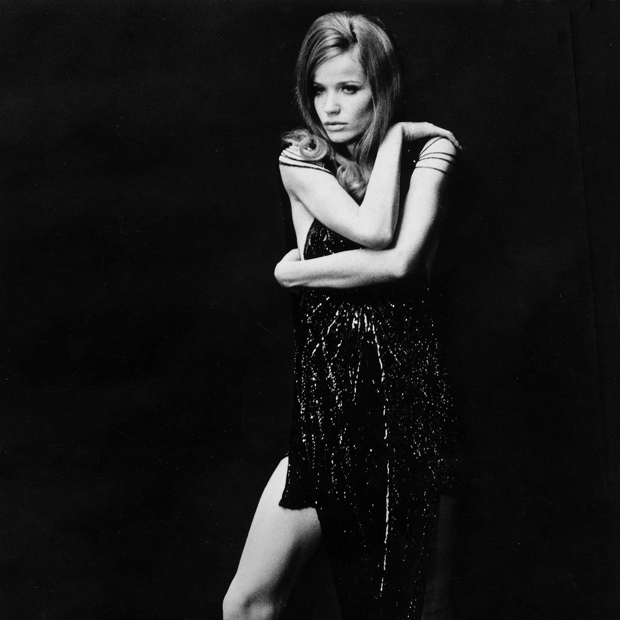 (GERMANY OUT) Countess Vera von Lehndorff, actress, model, Germany - in 'Blowup - 1966 (Photo by ullstein bild/ullstein bild via Getty Images)
