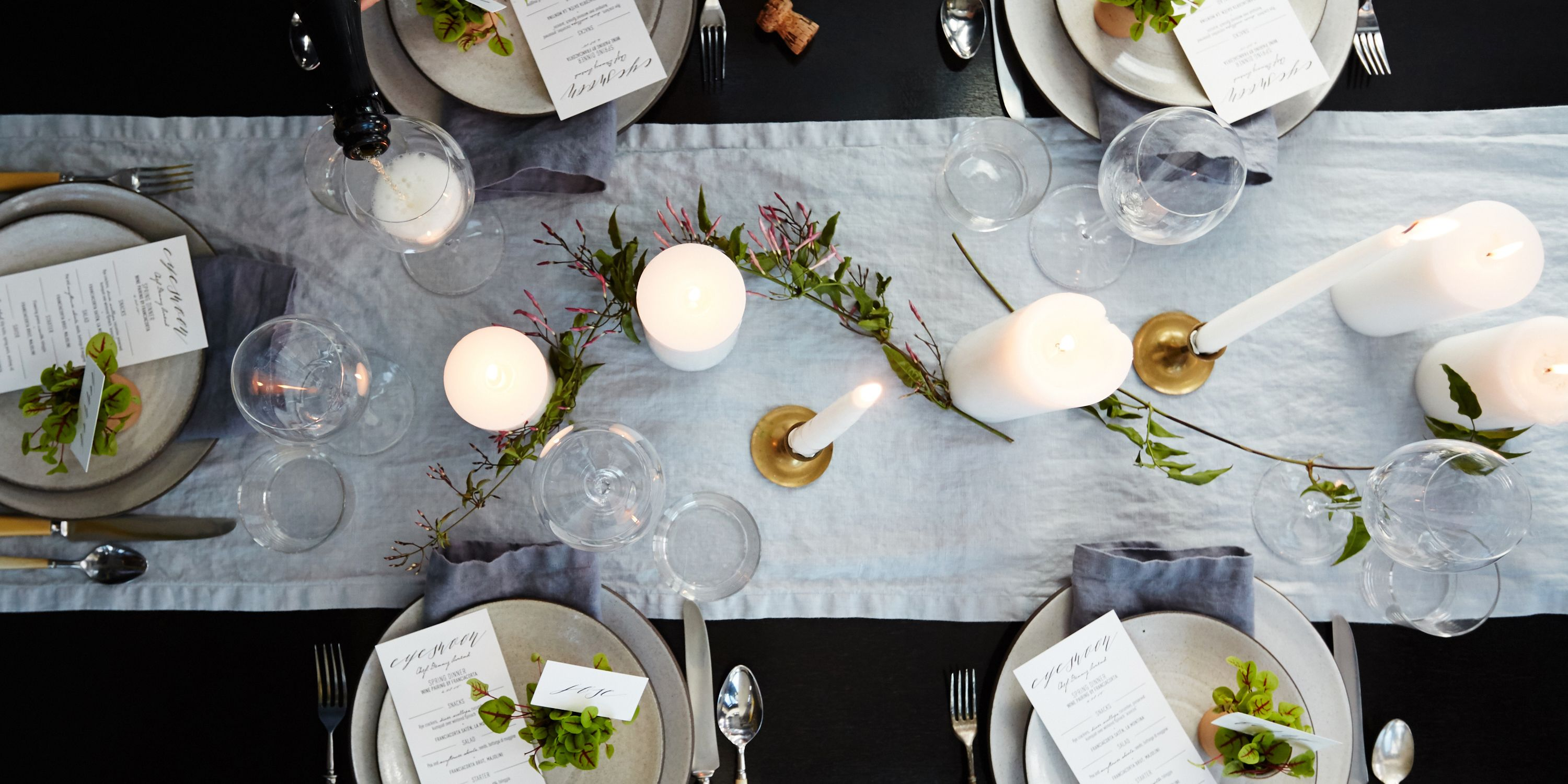 TheLIST: How To Throw a Stylish Dinner Party advise