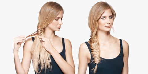 How to Do a Fishtail Braid - Easy Fishtail Braid Tutorials