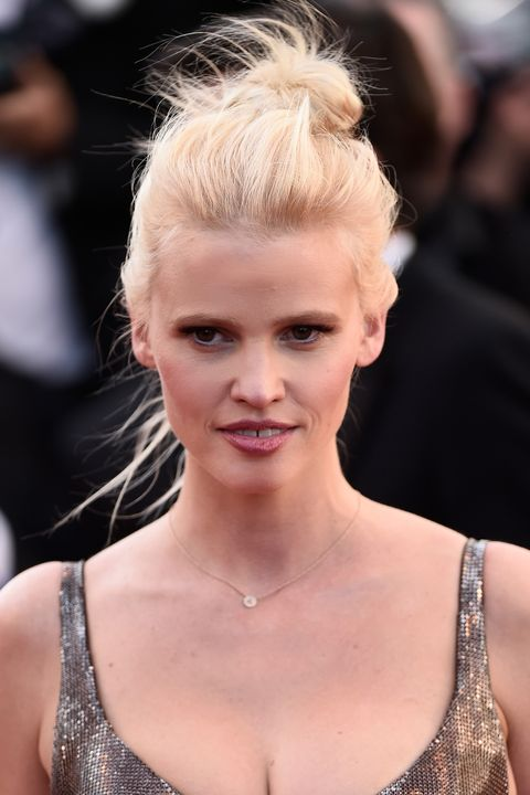 "CANNES, FRANCE - MAY 20:  Lara Stone attends the Premiere of ""Youth"" during the 68th annual Cannes Film Festival on May 20, 2015 in Cannes, France.  (Photo by Ian Gavan/Getty Images)"