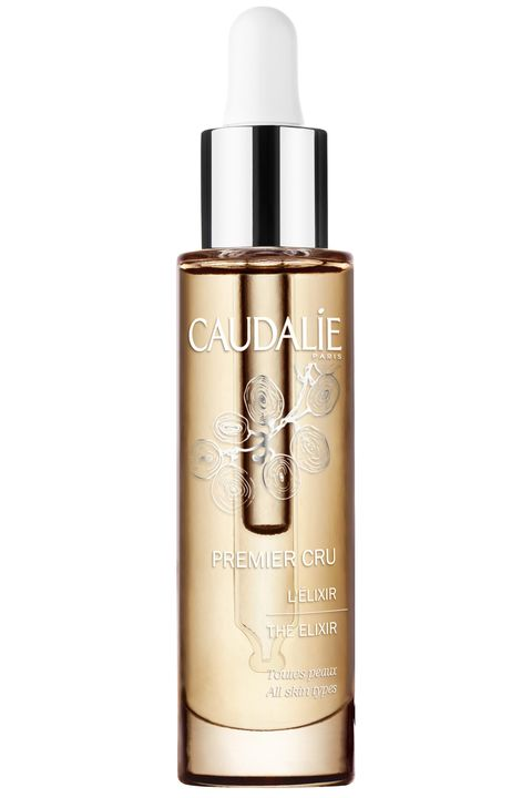 "The best multi purpose oil—I use it after a long day of sailing on my face, skin, and hair.  <strong>Caudalie </strong>Premier Cru Elixir, $99, <a target=""_blank"" href=""http://us.caudalie.com/PremierCruElixir?gclid=Cj0KEQjw4fCqBRDM1ZKhk5jfo6IBEiQAZQ97OOwEkeY4dJGhoN0FXhzkgBHAowwLXdEMfypguRrtam8aAhL58P8HAQ"">us.caudalie.com</a>."