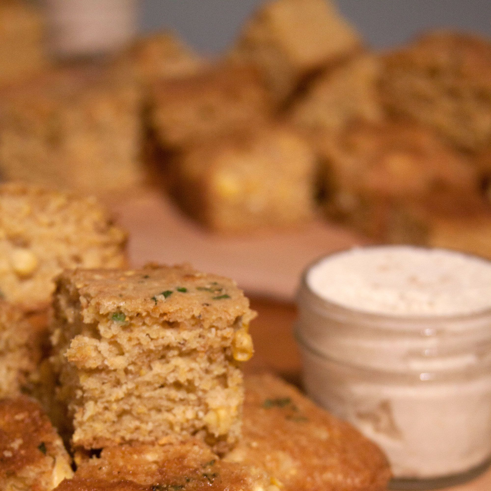 <em>Yield: 8 to 10 sqaures</em>