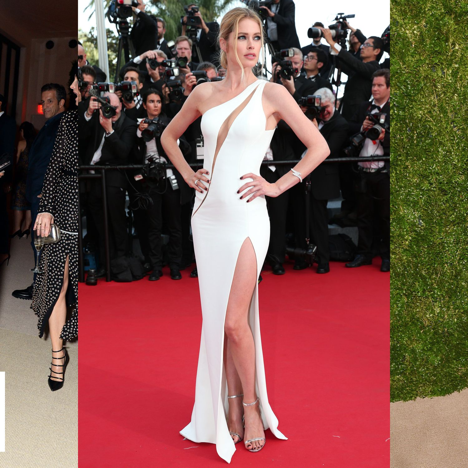 """<strong>The Celebs:</strong> Lauren Santo Domingo, Doutzen Kroes, Lily Aldridge<strong>The Workout:</strong> Ballet<strong>The Body Benefits:</strong> The graceful workout leads to better postural alignment, increased core strength, and lean, willowy limbs.<strong>The Hot Spots:</strong> <a target=""""_blank"""" href=""""https://www.balletbeautiful.com/"""">Ballet Beautiful</a>"""