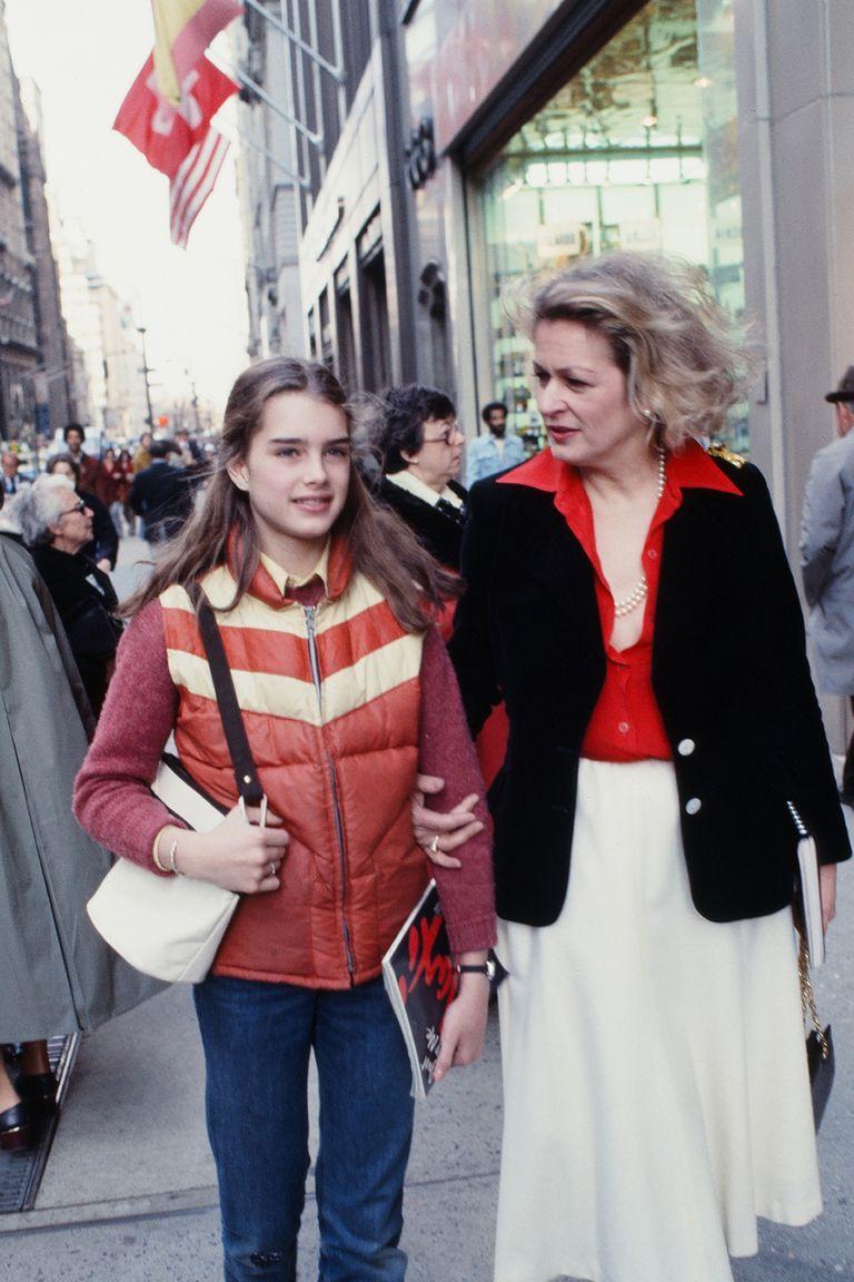 50 Vintage Photos Of Brooke Shields - Brooke Shields -9509