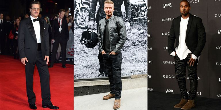 Dapper Dads: The Best Dressed Celebrity Fathers