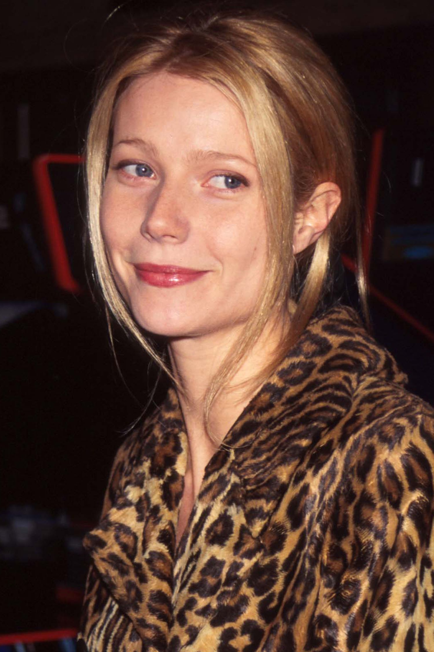 "257988 05: Actress Gwyneth Paltrow attends the premiere of ""Catwalk"" February 11, 1996 in New York City. The film documents Christy Turlington's exploits on and off the runway at several Spring fashion shows. (Photo by Evan Agostini/Liaison)"