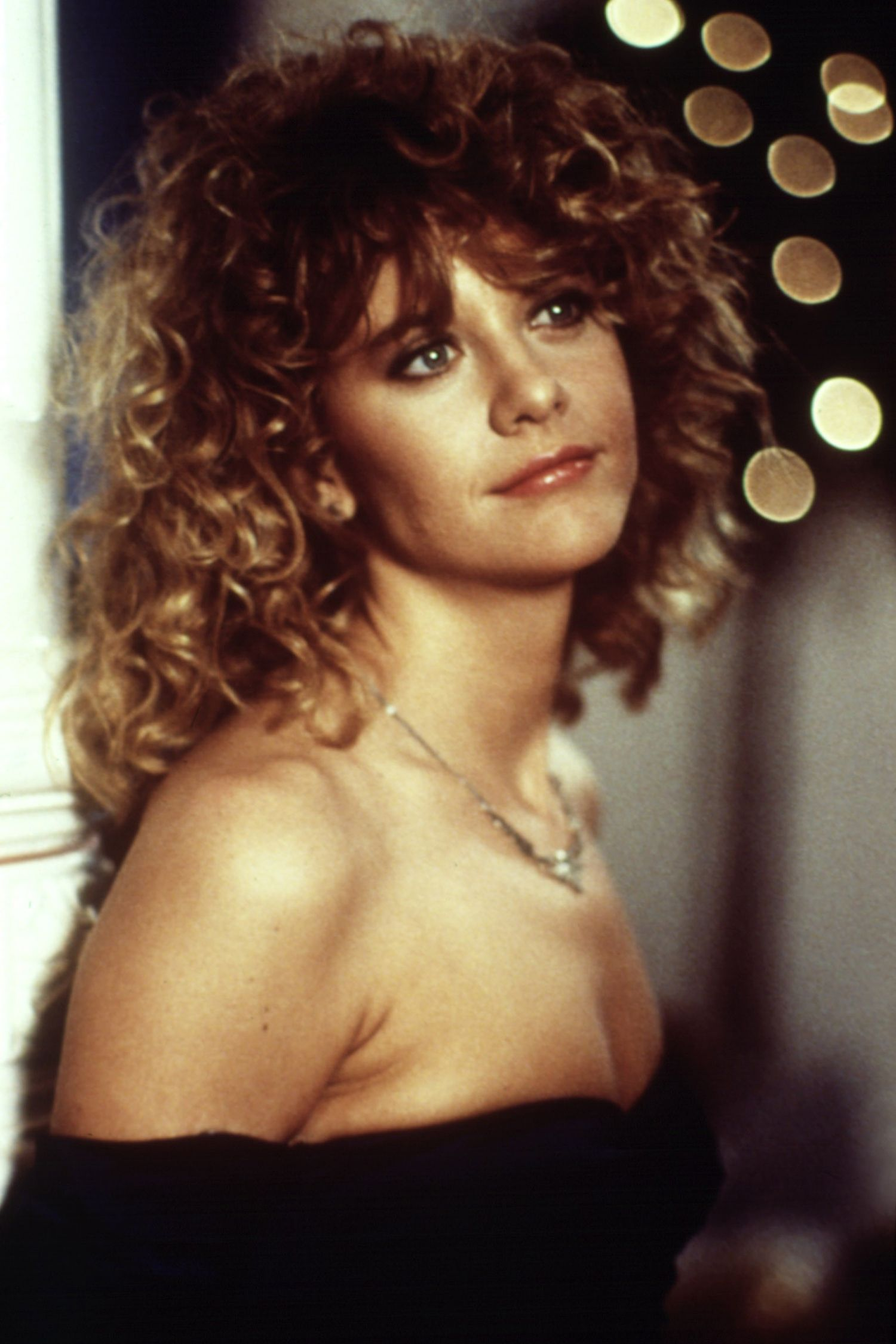 WHEN HARRY MET SALLY..., Meg Ryan, 1989. (c) Columbia Pictures/ Courtesy: Everett Collection.