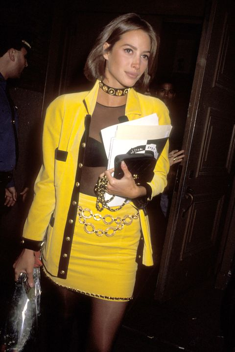 Christy Turlington (Photo by Ron Galella/WireImage)