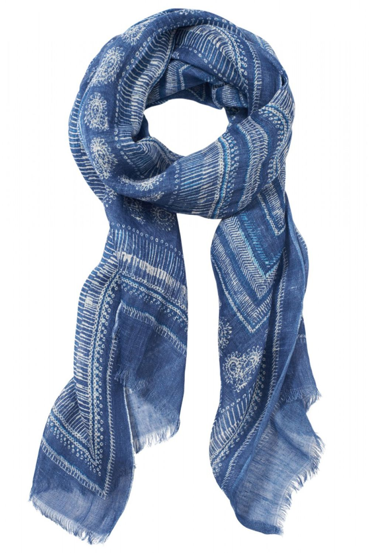 "<p><em>J. McLaughlin Scarf, $68, <a target=""_blank"" href=""http://shop.harpersbazaar.com/designers/j-mclaughlin/breeze-linen-scarf/"">shopBAZAAR.com</a></em></p>"