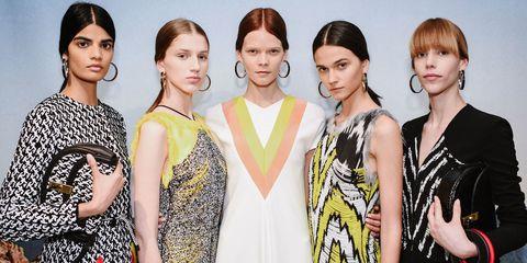 Clothing, Hair, Face, Hairstyle, Eye, Dress, Eyelash, Style, Fashion model, Beauty,