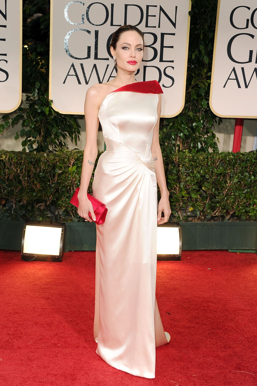 Angelina Jolie's Iconic Looks on the Red Carpet - Angelina Jolie ...
