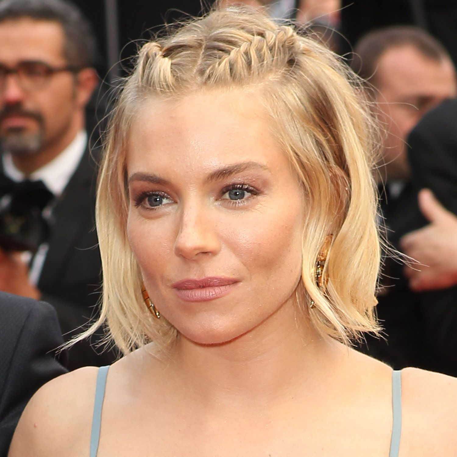 """CANNES, FRANCE - MAY 24: Sienna Miller attends the closing ceremony and """"Le Glace Et Le Ciel"""" (""""Ice And The Sky"""") premiere during the 68th annual Cannes Film Festival on May 24, 2015 in Cannes, France.  (Photo by Antonio de Moraes Barros Filho/FilmMagic,)"""