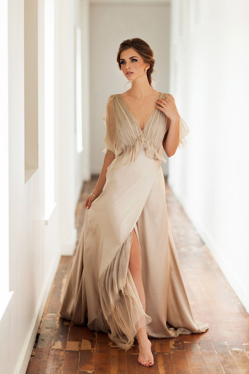 Fashion-Forward Wedding Gown Ideas - Nontraditional Weddings Gowns