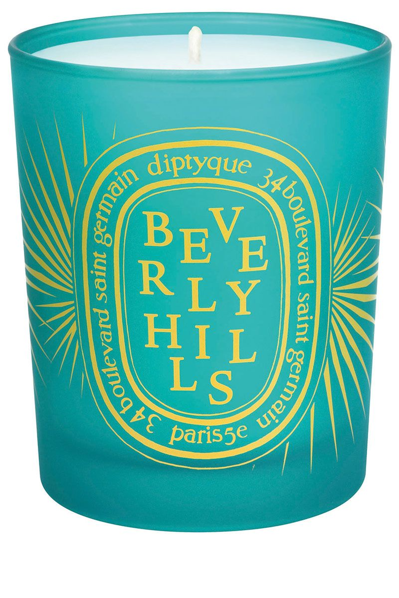 <strong>Diptyque</strong> Beverly Hills Candle, $70, available exclusively at Diptyque's Beverly Hills location.