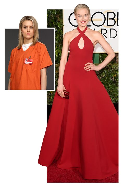 Clothing, Sleeve, Dress, Shoulder, Red, Formal wear, Style, One-piece garment, Fashion, Neck,
