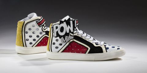 498763fa47b4c Brooklyn Museum Sneaker Exhibition - The History of Sneaker Culture ...
