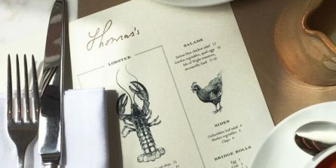 Burberry Opens First Café in London