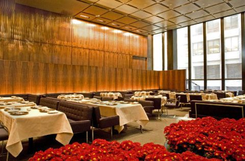 """""""Timeless and chic. It still looks modern and new over fifty years later. A martini at the bar is the ultimate and always reminds me of what I love about the energy and glamour of New York City."""" <!--EndFragment-->"""