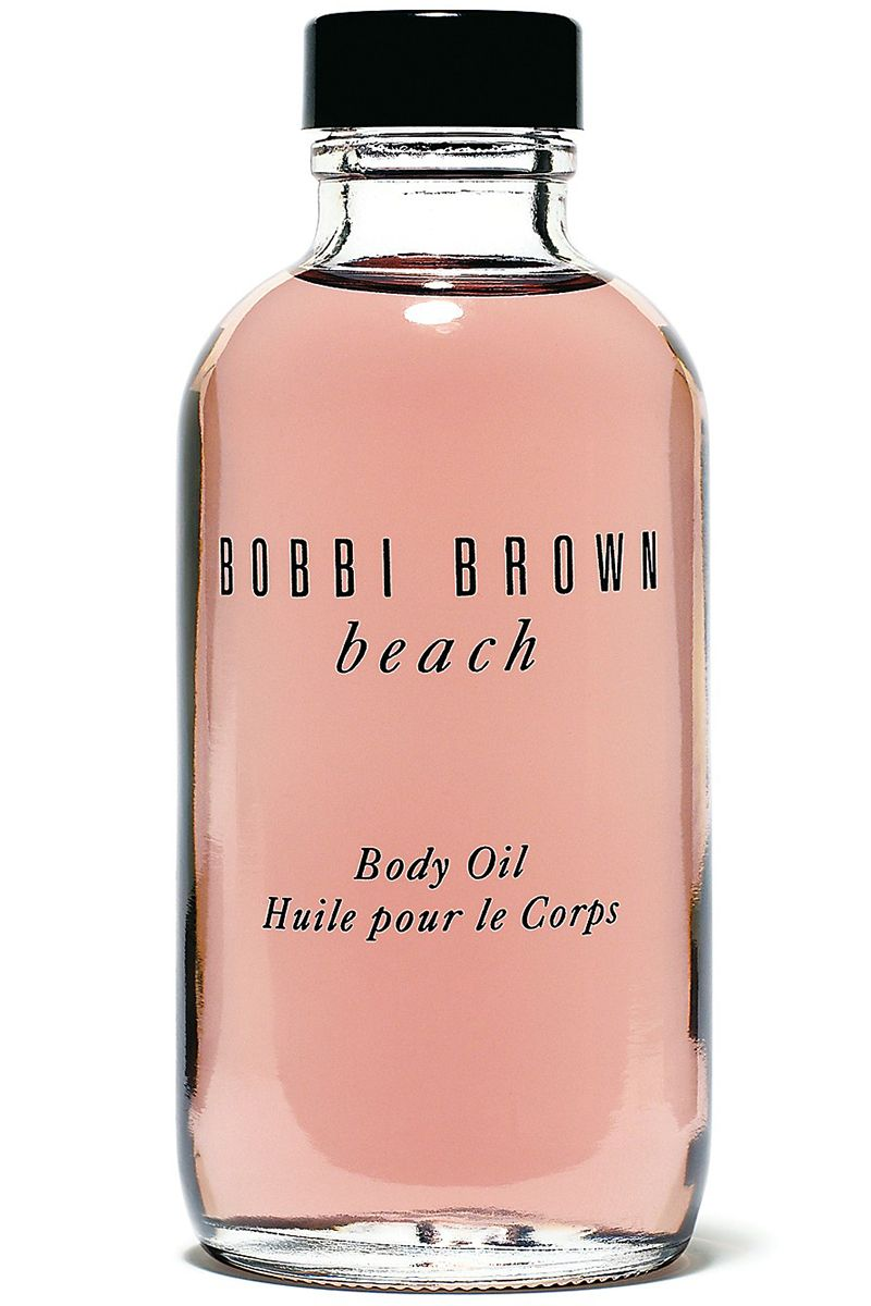 "<p><em>Bobbi Brown Beach Body Oil, $32, <a target=""_blank"" href=""http://www1.bloomingdales.com/shop/product/bobbi-brown-beach-body-oil?ID=103255&pla_country=US&cm_mmc=Google-PLA-ADC-_-GS-Beauty-_-Bobbi%20Brown-_-716170024912USA&CAWELAID=120156070000003157&CAGPSPN=pla&catargetid=120156070000337668&cadevice=c"">bloomingdales.com</a>.</em></p>"