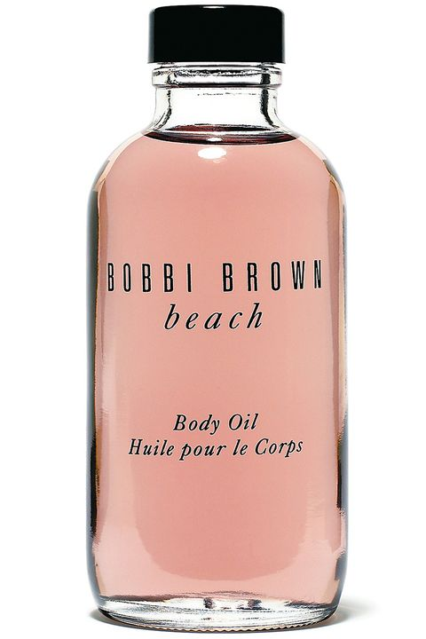 "<p><em>Bobbi Brown Beach Body Oil, $32, <a target=""_blank"" href=""http://www1.bloomingdales.com/shop/product/bobbi-brown-beach-body-oil?ID=103255&amp;pla_country=US&amp;cm_mmc=Google-PLA-ADC-_-GS-Beauty-_-Bobbi%20Brown-_-716170024912USA&amp;CAWELAID=120156070000003157&amp;CAGPSPN=pla&amp;catargetid=120156070000337668&amp;cadevice=c"">bloomingdales.com</a>.</em></p>"