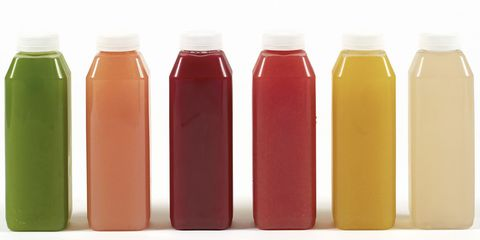 The Health Benefits of Every Fruit Juice