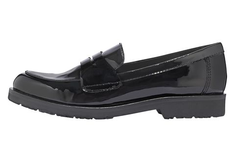 "<strong>Vince Camuto</strong> loafer, $118, <a target=""_blank"" href=""http://www.vincecamuto.com/flats-shoes/"">vincecamuto.com</a>."