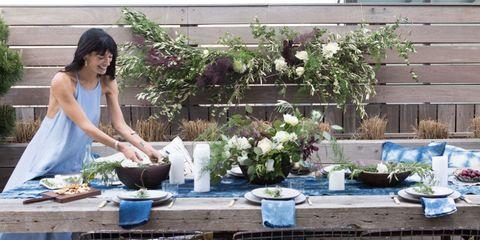 Dress, Flowerpot, Serveware, Porcelain, Pottery, Floristry, Herb, Flower Arranging, Floral design, Annual plant,