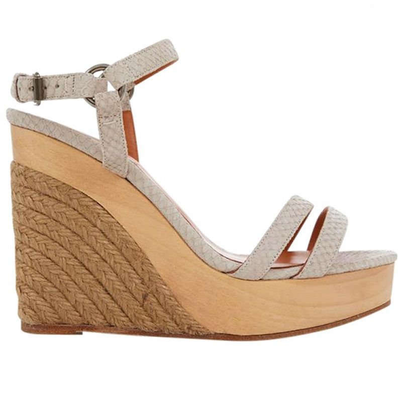 "<em>Lanvin wedges, $690, <a target=""_blank"" href=""http://shop.harpersbazaar.com/designers/lanvin/espadrille-wedge-sandal/"">shopBAZAAR.com</a></em>"